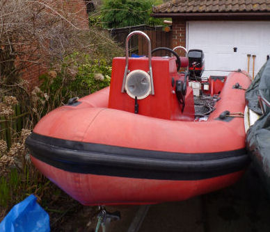 What size outboard on chinook 5 5 - RIBnet Forums
