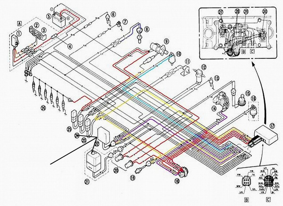 Yamaha Me 420 Sti Ribnet Forums Engine Diagram Click Image For Larger Version Name E Schema Bewerkt Views