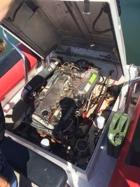 Overheating Yanmar Diesel Inboard - RIBnet Forums