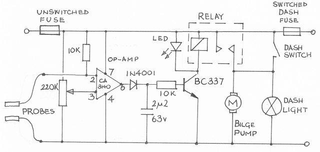 Click image for larger version  Name:Bilge Op-amp circuit 2 x 640.jpg Views:135 Size:29.3 KB ID:10958