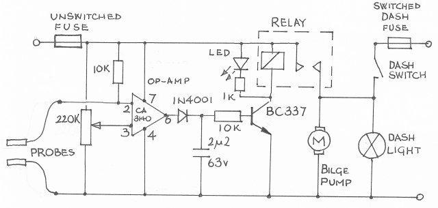 Click image for larger version  Name:Bilge Op-amp circuit 2 x 640.jpg Views:142 Size:29.4 KB ID:10964