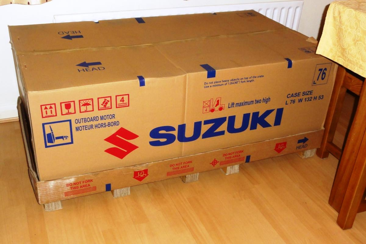 Suzuki DF20AS EFI - Impressions and review  - RIBnet Forums