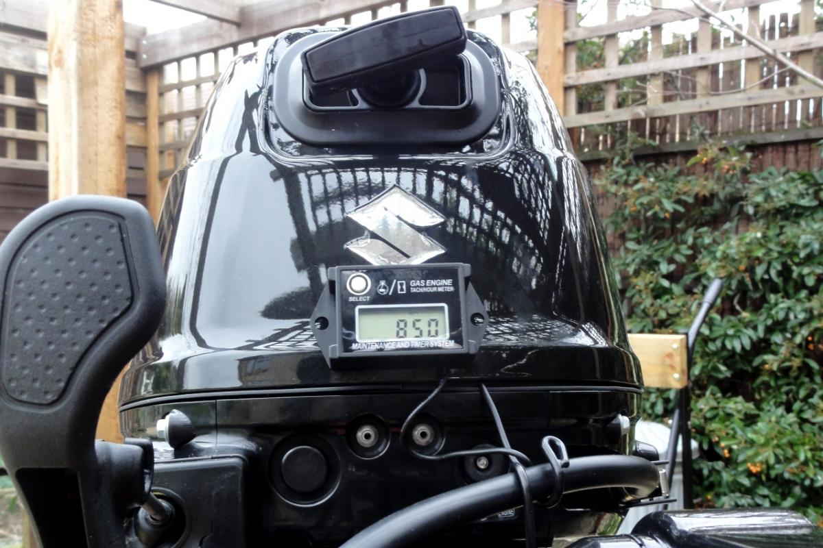 Click image for larger version  Name:Tacho mounted on Suzuki.jpg Views:130 Size:140.7 KB ID:111449