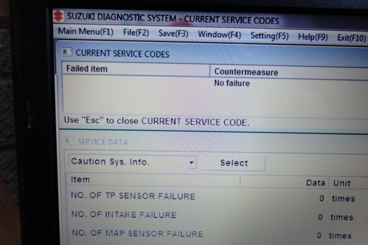 Suzuki SDS Diagnostics on my DF20AS  - RIBnet Forums
