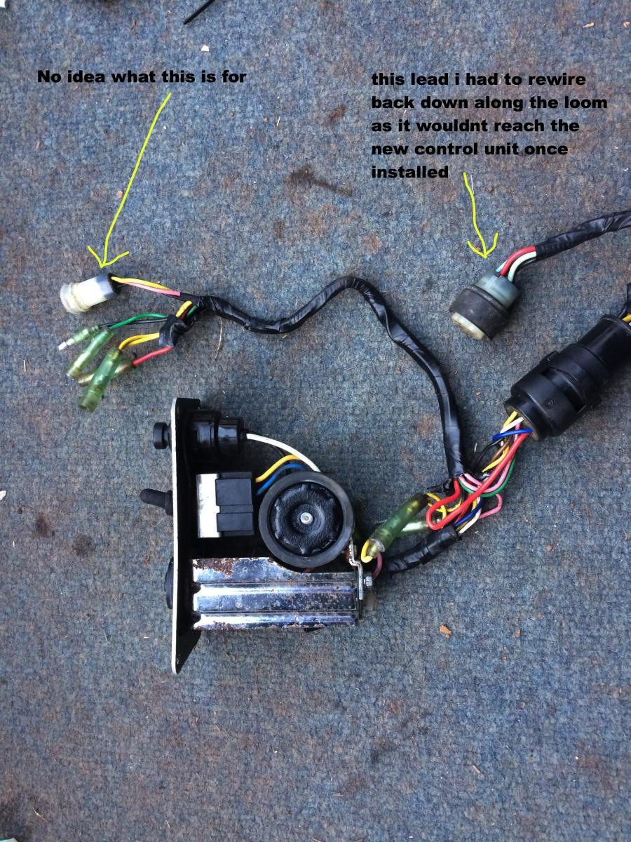 yamaha multi gauge wiring   RIBnet Forums