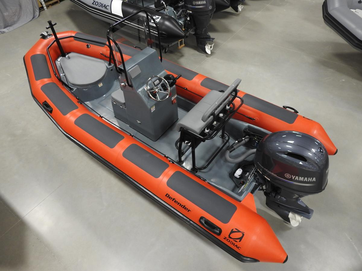 Click image for larger version  Name:Pro Patrol 550DP - F90 Red NEO G2 Bow Cushion (5).jpg Views:74 Size:112.4 KB ID:127742
