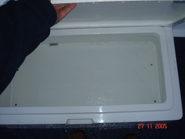 Click image for larger version  Name:rear bench seat with bolt down points all sealed and dry.JPG Views:239 Size:121.7 KB ID:16062
