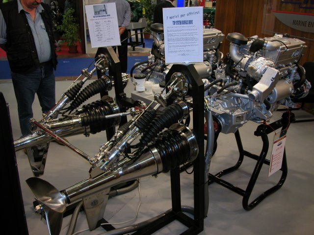 Surface drives on a rib? - RIBnet Forums