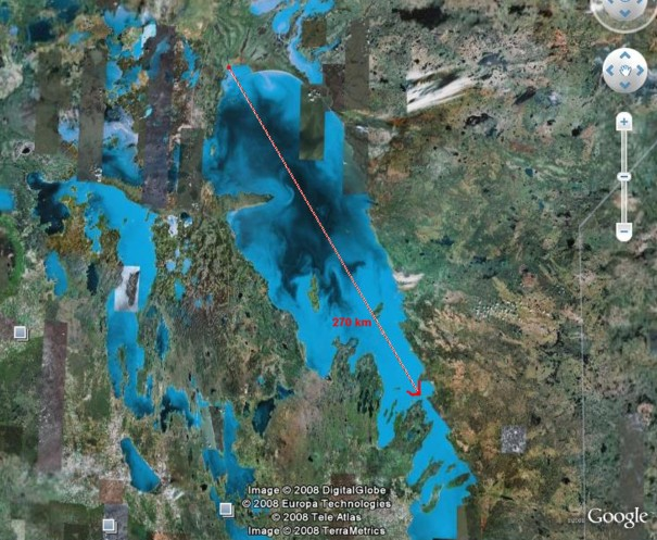 Click image for larger version  Name:North Basin length labelled.jpg Views:214 Size:115.3 KB ID:36821