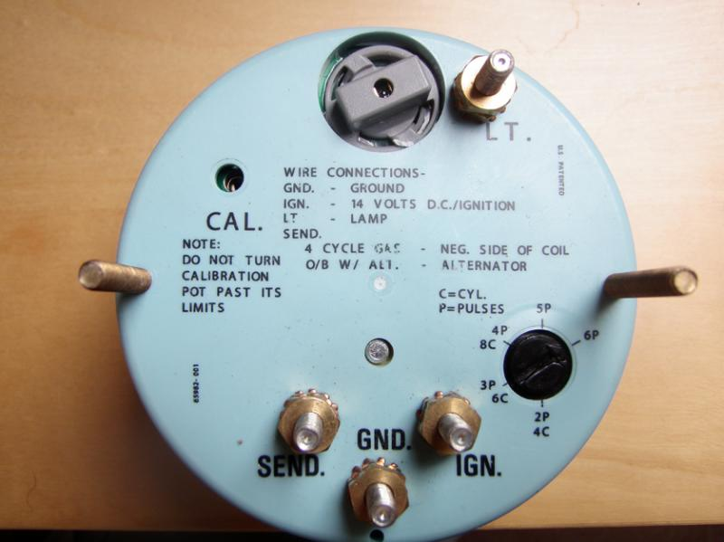 Wiring help needed for Tacho for Mariner 60hp - RIBnet Forums on