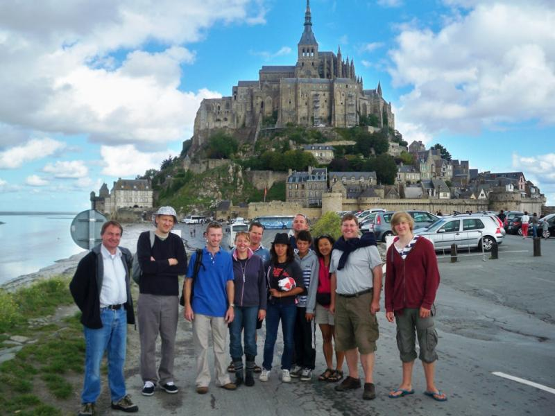 Click image for larger version  Name:Ribnet members at Mont St. Michel 29 August 2011.jpg Views:145 Size:70.8 KB ID:62194