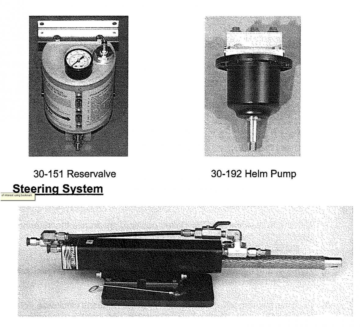 Helm Pump Leak US Navy 7m - RIBnet Forums