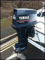 For sale yamaha 90hp 2 stroke outboard 1 995 ribnet forums for 90 hp yamaha outboard motor for sale