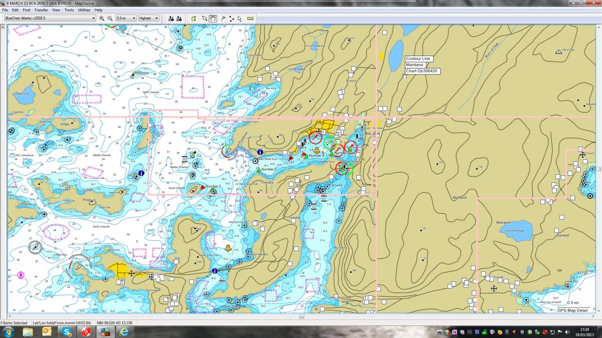 Click image for larger version  Name:Bluechart 2008.5 Scalloway 0.5m.jpg Views:202 Size:172.7 KB ID:77731