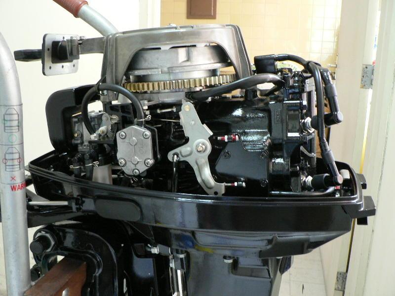 Mariner 25 hp - RIBnet Forums