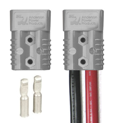 Click image for larger version  Name:Anderson Connectors and Cables.jpg Views:514 Size:77.3 KB ID:93985
