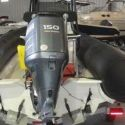 2010 Bombard Explorer DB Engine and Fuel Tank Information