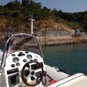 2011 DeltaBay RIB635 Electronics and Navigation