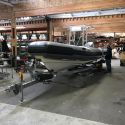 1998 Artigiana Batelli (AB) RIB 24 VST Oceanus Exterior Modifications