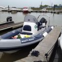 2012 Ribcraft 6.4 rigid inflatable boat