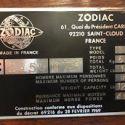 1973 zodiac xdc