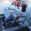 2017 Parker 800 Baltic Engine and Fuel Tank Information