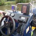 97 Ribcraft 585 Electronics and Navigation
