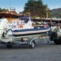 "2013 marin  by   hydrosport technologies ""stiletto  737"""