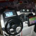 """2013 marin  by   hydrosport technologies """"stiletto  737"""" Electronics and Navigation"""