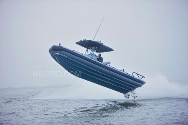 LE2800 In Charleston SC 6ft swell www.milpro.com