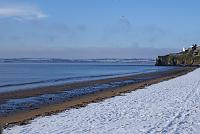 Duncannon Beach in colder months
