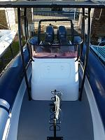 Dive rack and console