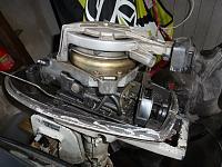 Yam 4HP Powerhead