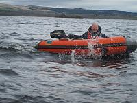 on Loch Lomond