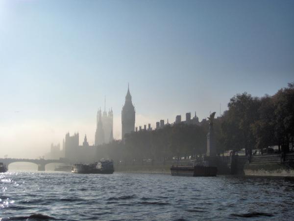 Thames in December