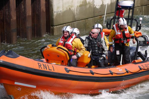 Kilkeel Lifeboat Open day