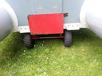 Bottom of sack truck