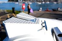 We put great care into our RIBs and this is evident from the high quality finishing on every boat.