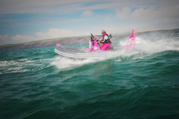 Pink Panther in the Round Ireland Challenge 2013