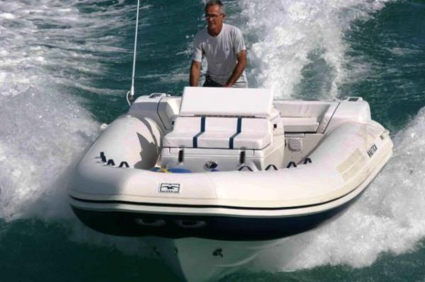 Nautica rescue tender