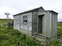 Beacon and maintenace hut