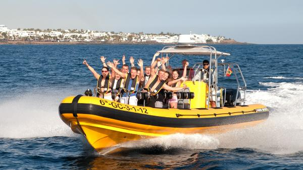 Smiles and screams all the way!! Parker 1000 Baltic. www.waveriderlanzarote.com