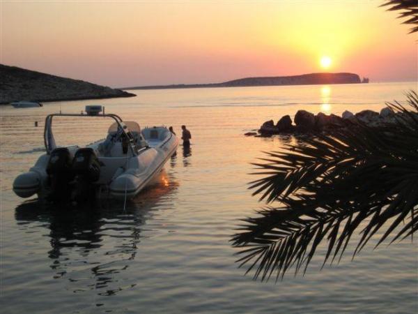 my boat paros island