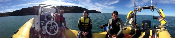 Off the North Devon Coast Sat 6th Oct 12