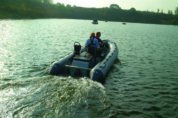 The Very First Avon Searider diesel inboard. 2005
