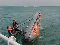 Capsize trials