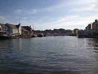Weymouth from the water!