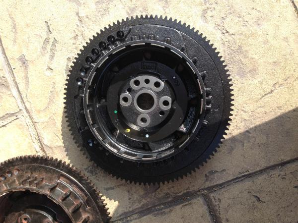 New flywheel - �700 :(
