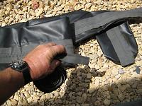 Speed tube seam tape