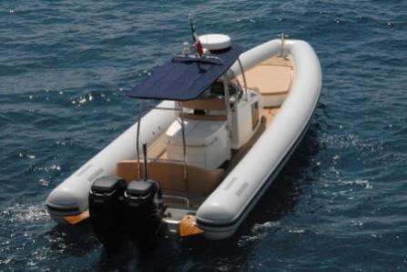 2007 dTender w 275hp Verado
